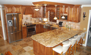 Liley Custom Granite Countertops
